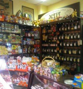 Мебель для чайно- кофейного магазина