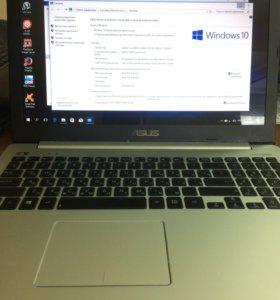 """Ноутбук Asus 15.6"""" i5-4200"""