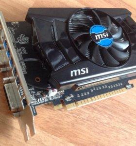 MSI GeForce GTX 750 2GB