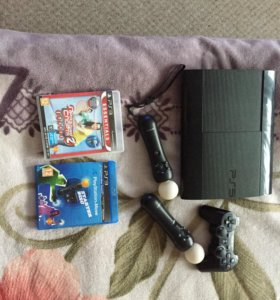 Sony PlayStation 3 (PS3, slimSuper Slim) 500 Gb
