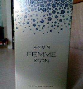 Парфюм.вода AVON FEMME ikon.