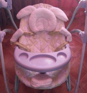 Кресло качели Happy Baby Luffy