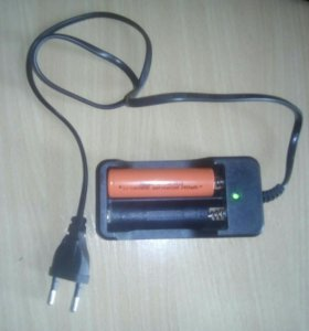 Аккумулятор и зарядное устройства