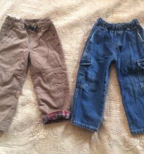 Брюки, джинсы на 3 года