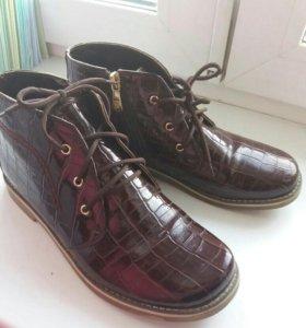 Ботинки ПУ