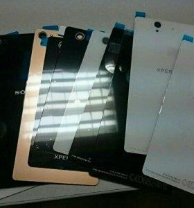 Задняя крышка на все модели Sony Xperia z
