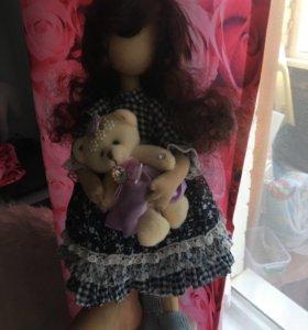 Куклы ручная работма
