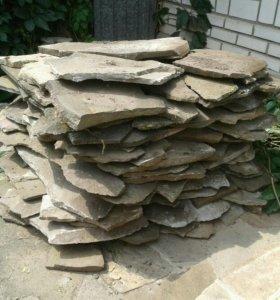 Камень плоский отделочный