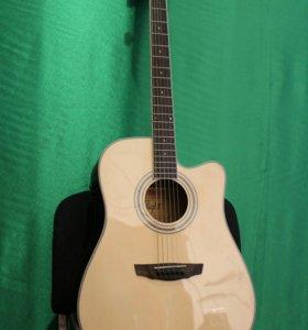 Гитара электроакустическая продам или обмен