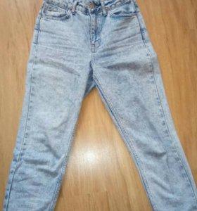 Новые джинсы Topshop