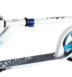 Складной самокат ridex ultimate 200 mm