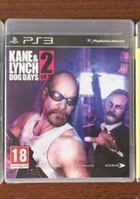 Kane and lynch для ps3
