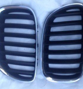 Решётка радиатора BMW X5