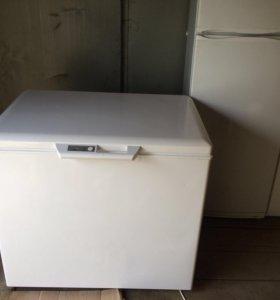 Морозильная камера либхер