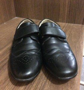 Туфли на мальчика р-33