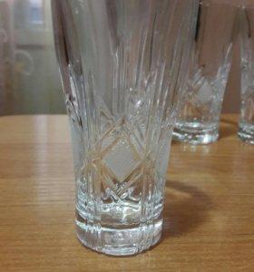 Стаканы стеклянные