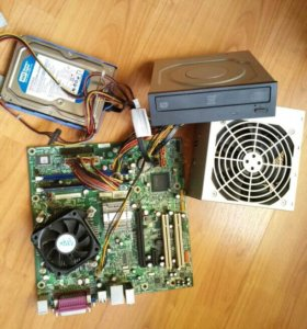 Компьютер Intel E3300, 2 Gb