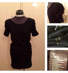 Черные платья HM