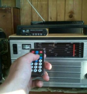 MP3 панели для радиоприёмников СССР