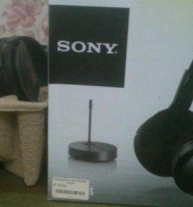 Наушники SONY беспроводные Hi-Fi.