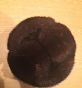 Норковая шапка (обманка)