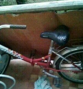 Велосипед складной Orion