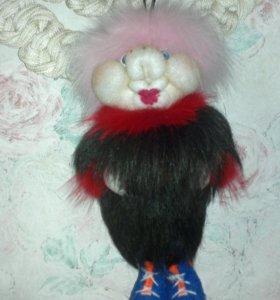 меховые куклы