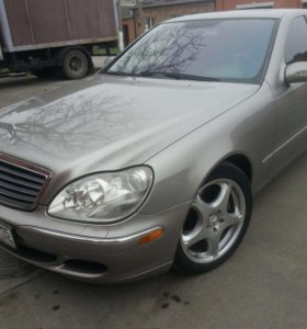 Mercedes benz S430 4matic