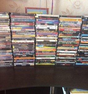 170 DVD дисков,фильмы