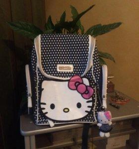 Продам рюкзак.Hello kitty.