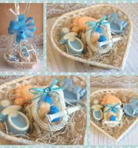 Мыло на рождение/крещение
