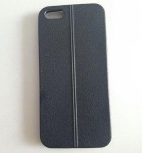 Силиконовый чехол на iPhone 5s