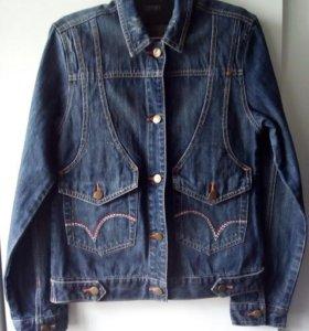 Джинсовая куртка Bilook.