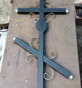 Продам Крест металлический
