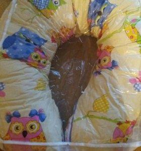 Новая Подушка для беременных и кормления
