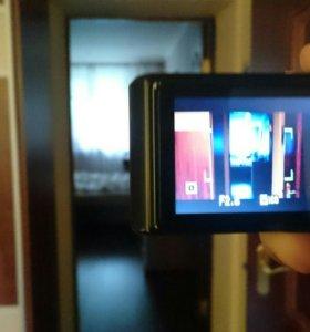 Цифровой фотоаппарат panasonic lumix DMC-FX100