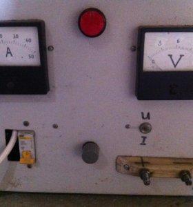 Выпрямитель тока для гальваники