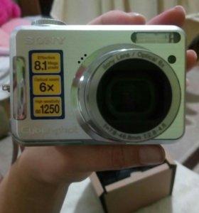 Фотоаппарат Sony Cyber-shot DSC-S800