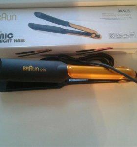 Выпрямитель для волос BRAUN