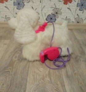 Собака интерактивная