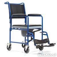 Инвалидная коляска туалет