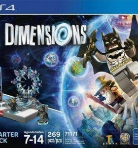 Lego Dimensions 71171 STARTER PACK: PS4