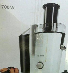 Соковыжималка BOSCH 700W
