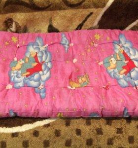 Матрас в кроватку детскую