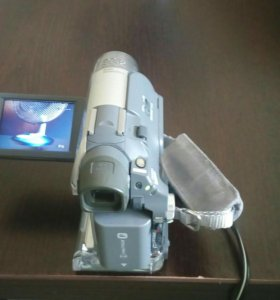 Видеокамера Sony handycam DCR-HC22E