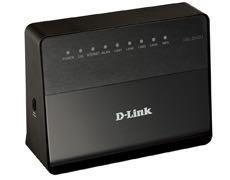 Модем роутер D-Link DSL-2640U