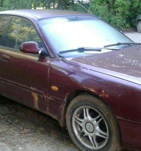 Автомобиль Мазда