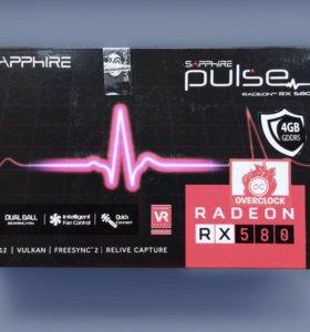 Видеокарта Radeon RX 580
