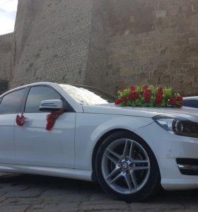 Mercedes на Свадьбу