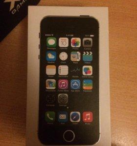 iPhone 5s 16 gb идеал состояние